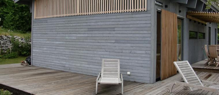 silvergrå, terrasseolje, terrassebeis til behandling av panel og terasser